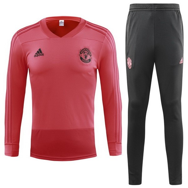 Giacca Manchester United 2018/2019 Rosso Luce